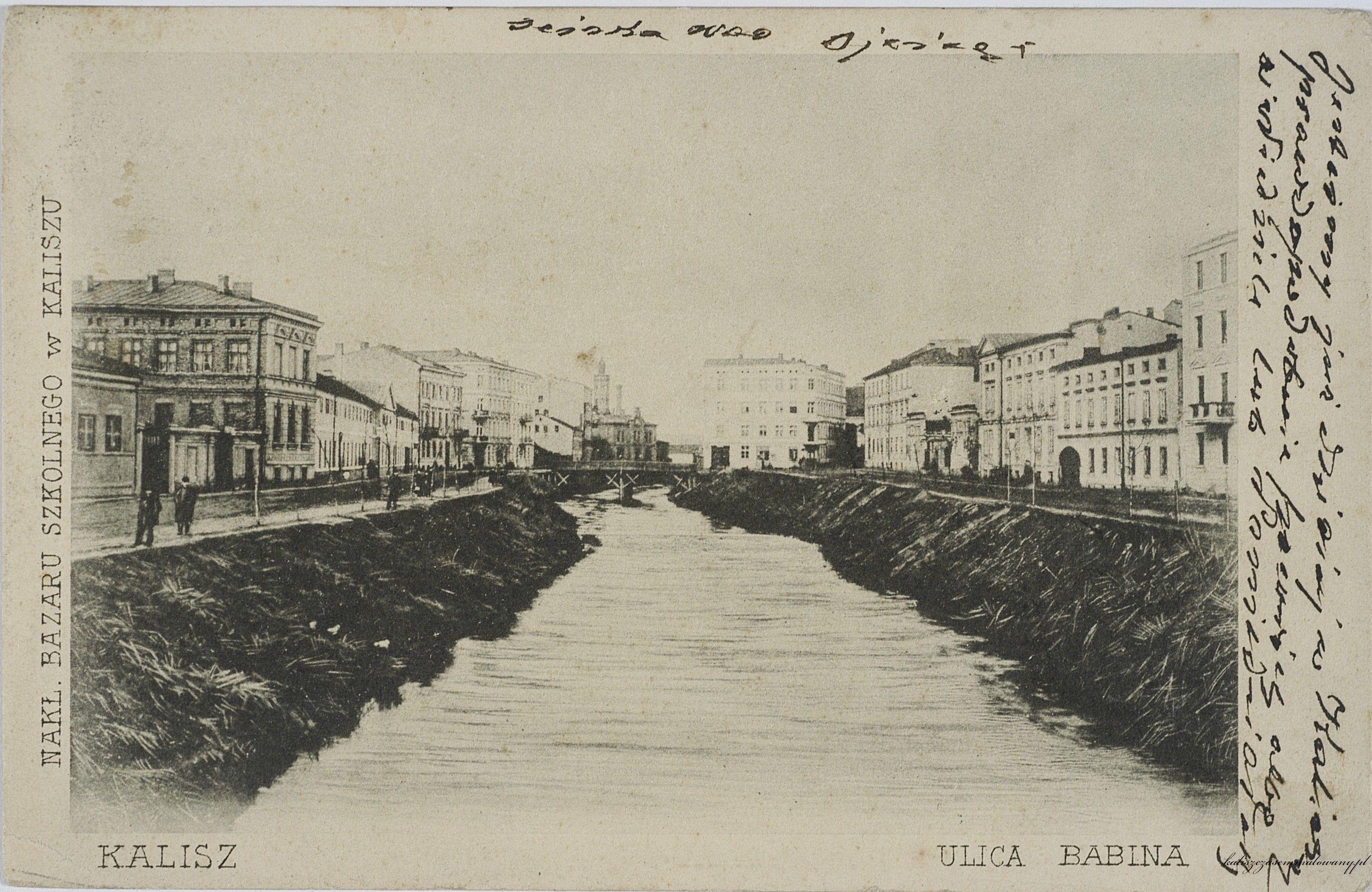 Ulica Babina