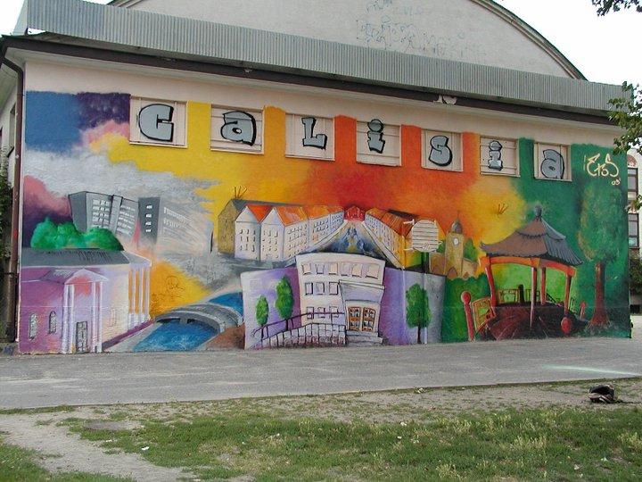 Galant graffiti