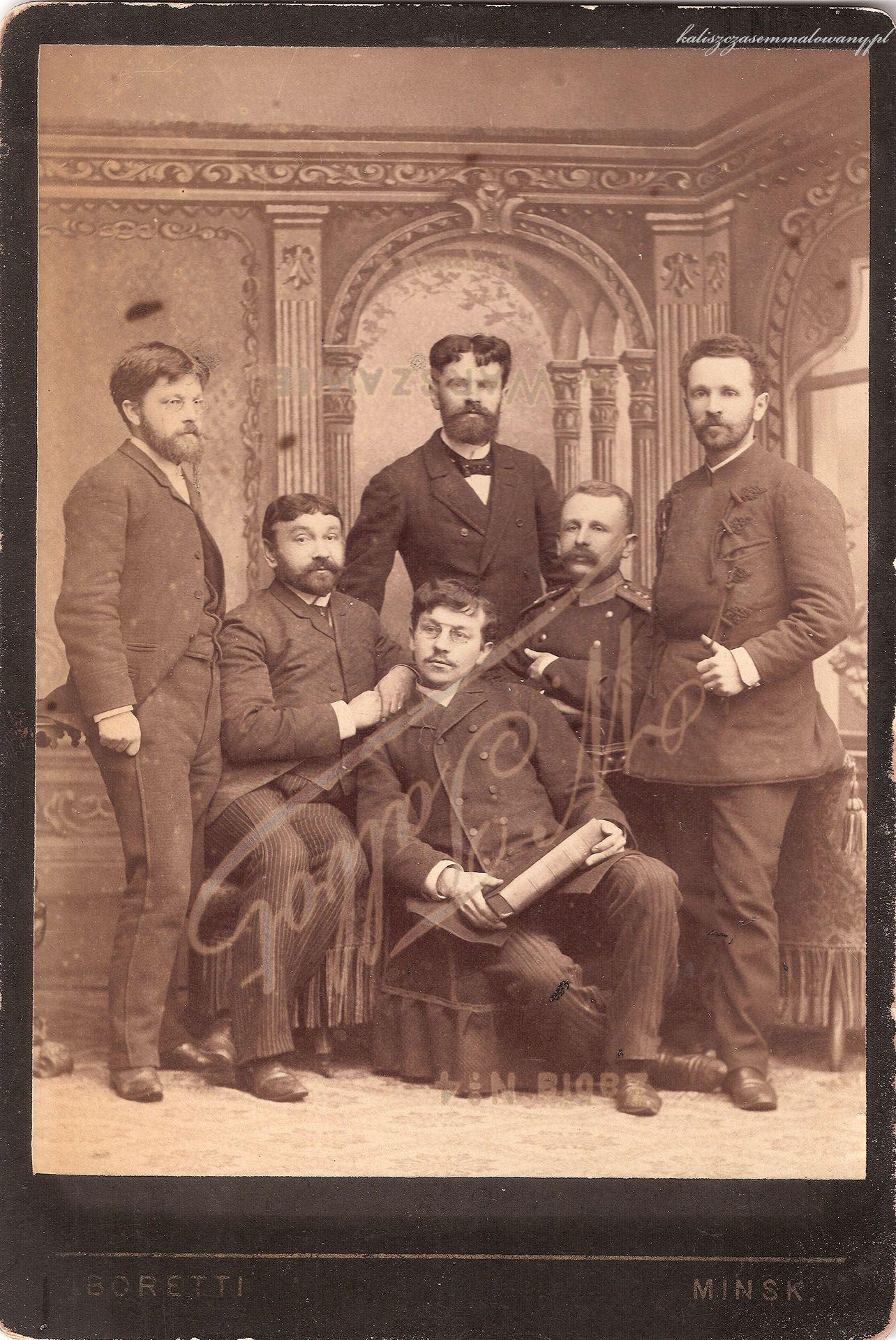 Wincenty Boretti i jego bracia