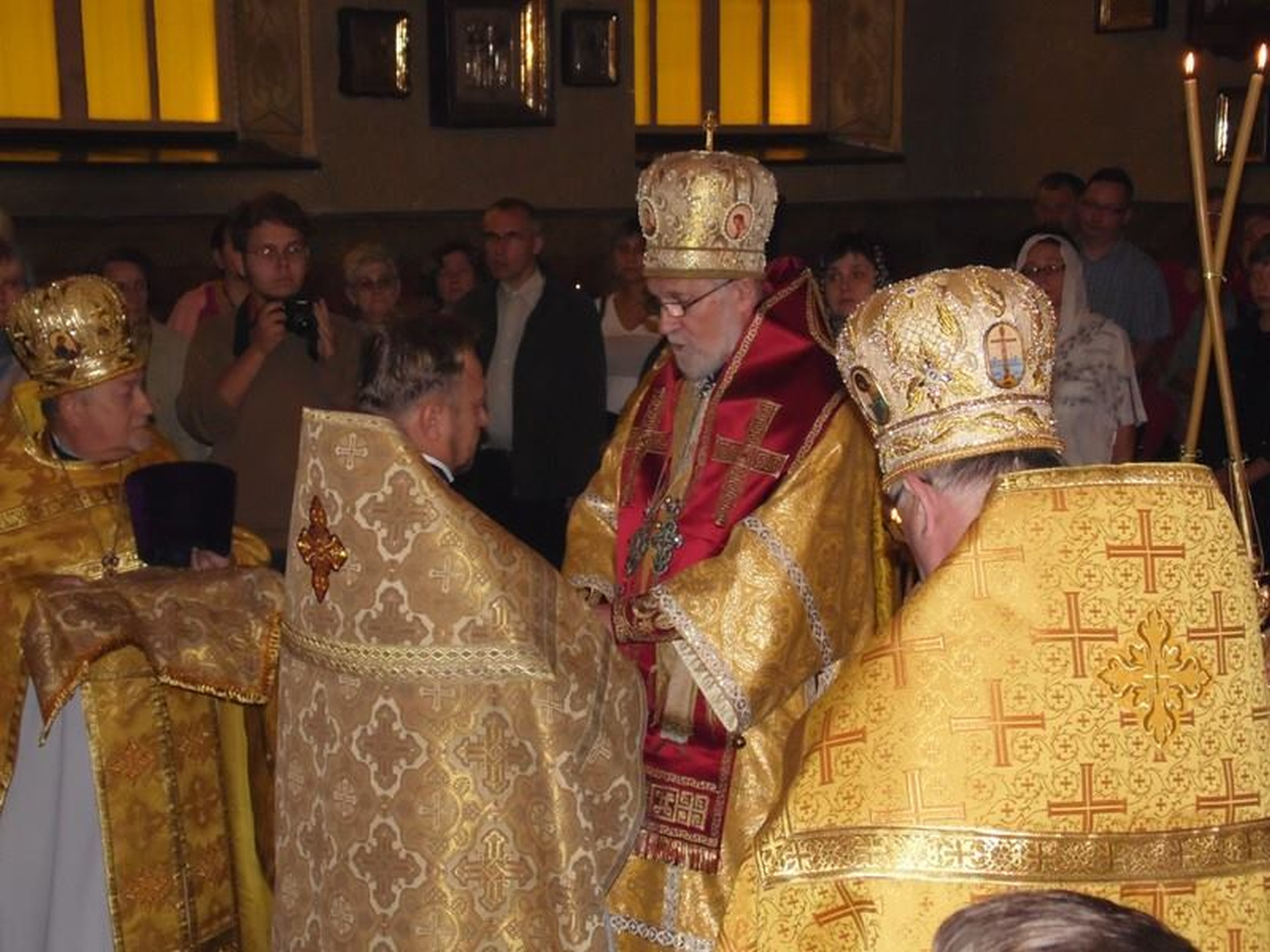 msza w cerkwi