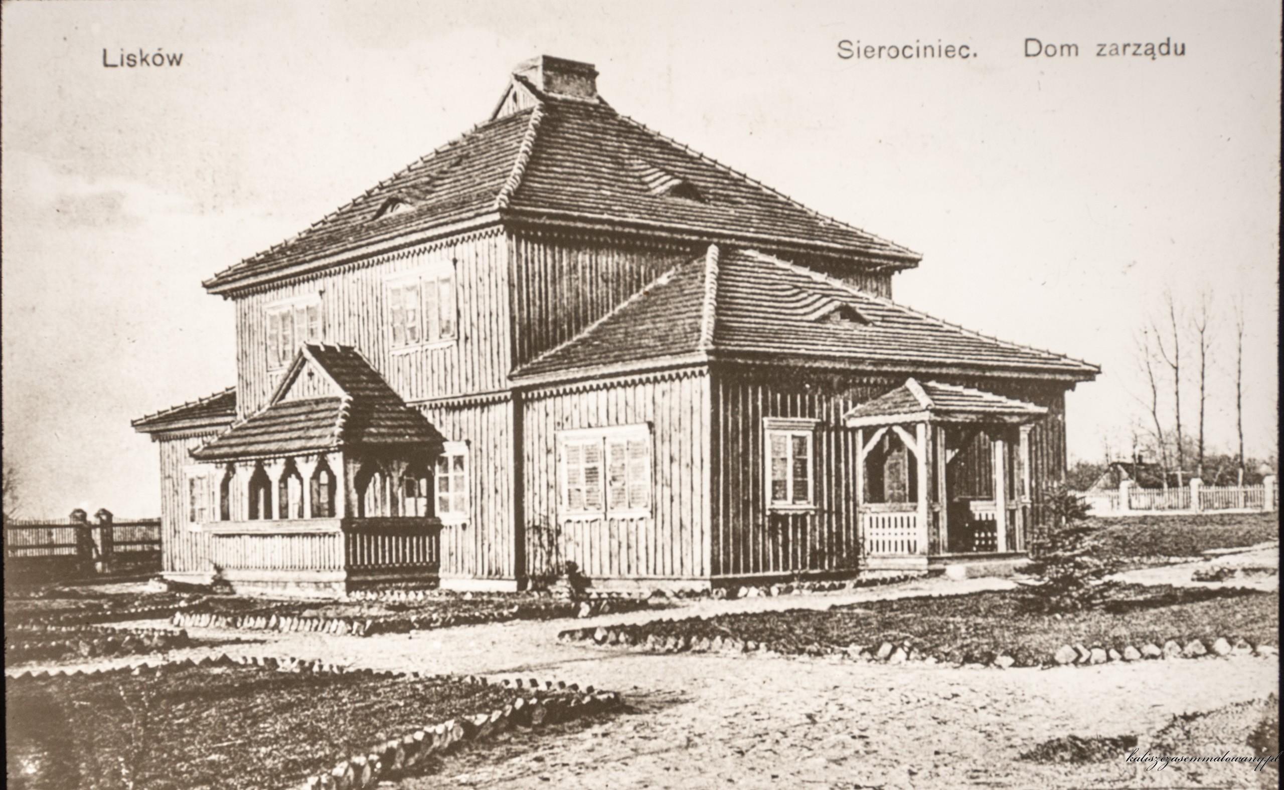 09 Liskow szierociniec dom zarzadu