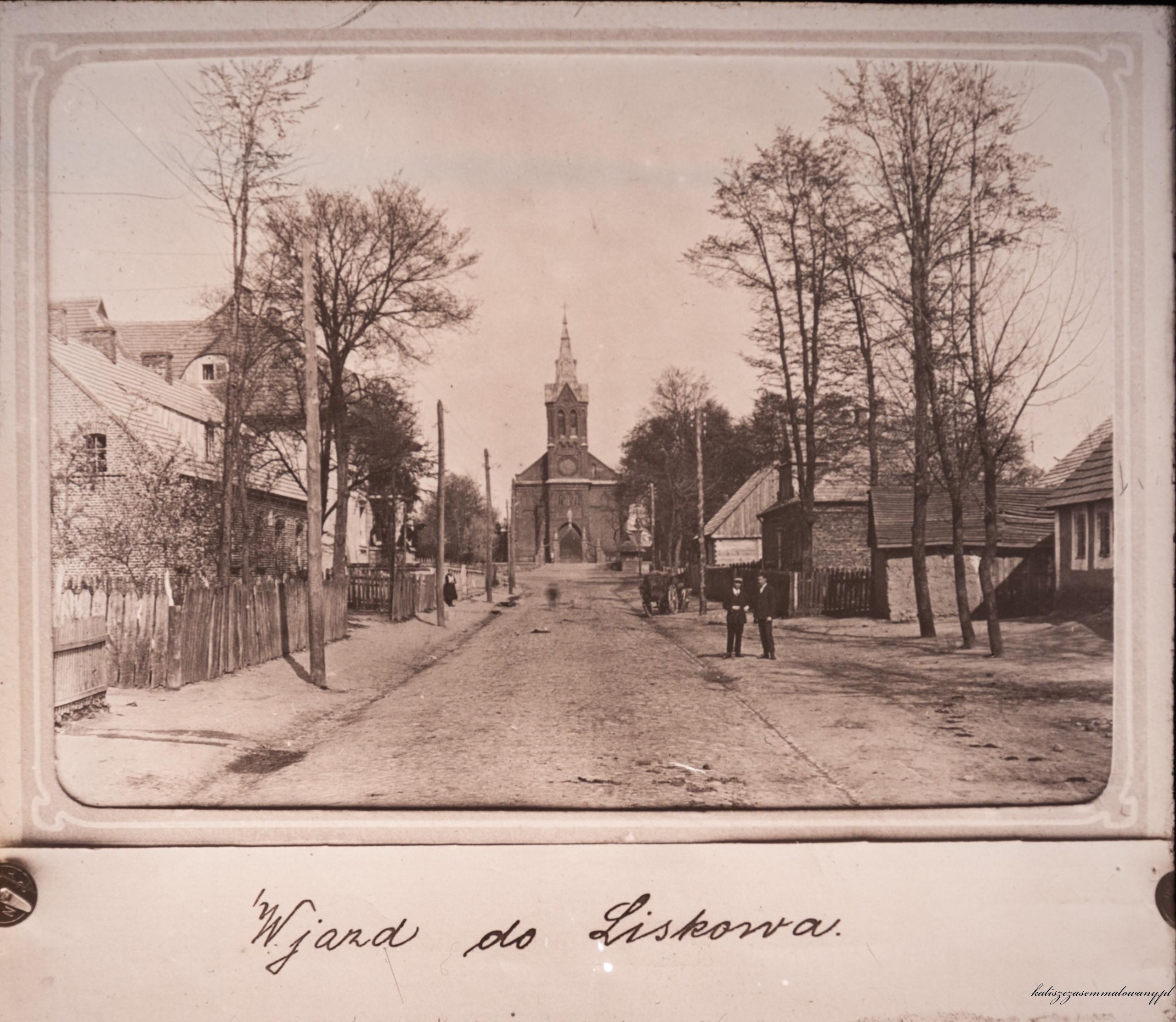13 Wjazd do Liskowa