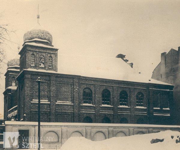 nowa synagoga reformowana