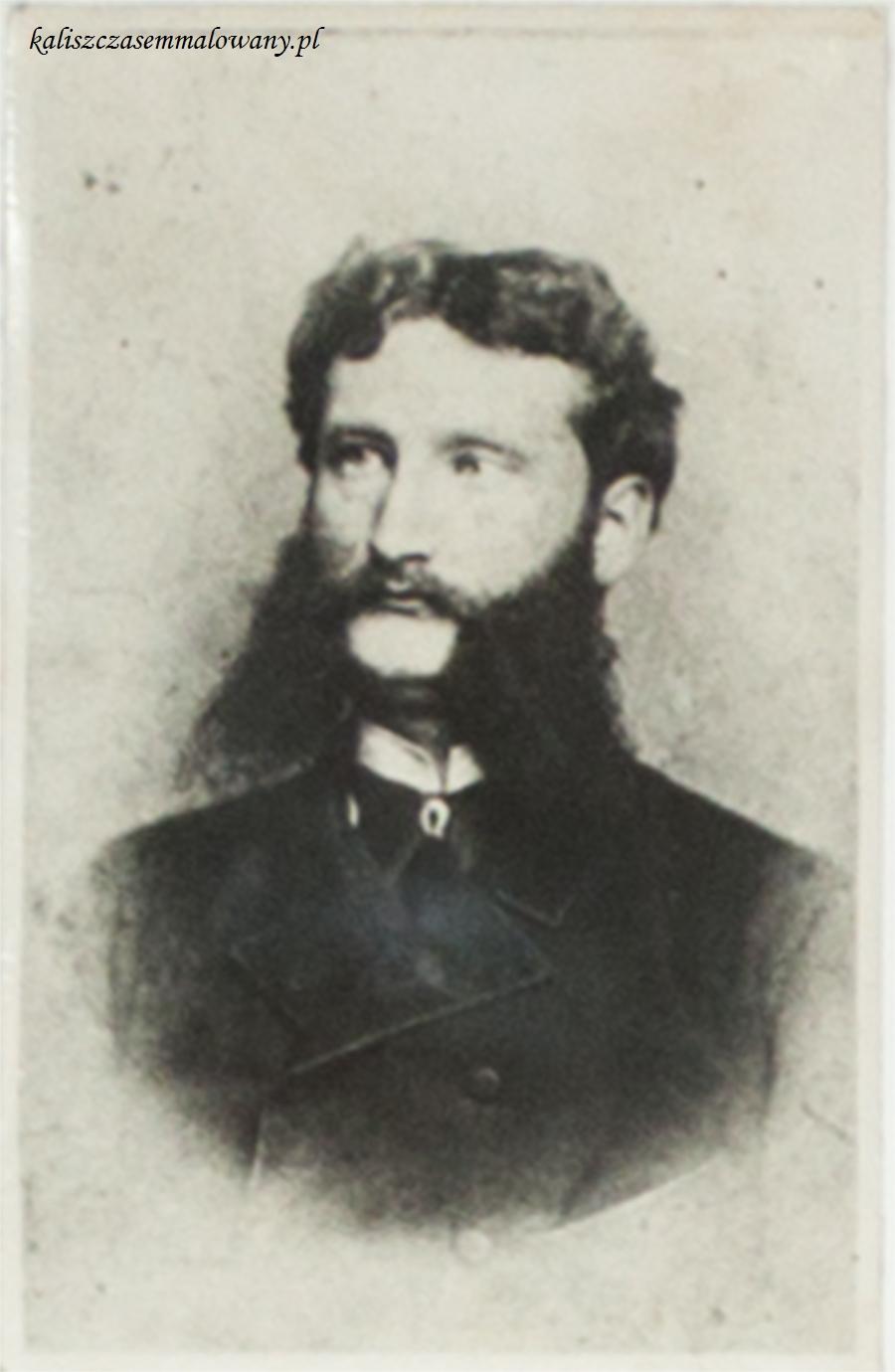 02-Stefan Bronikowski prezes OSP 1906
