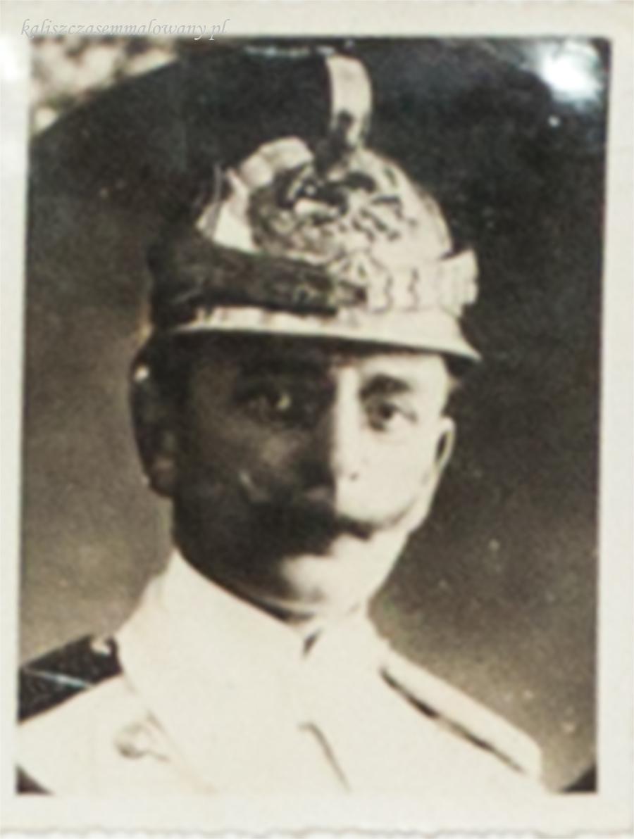 04-Ignacy Łaszczyński Prezes OSP 1920