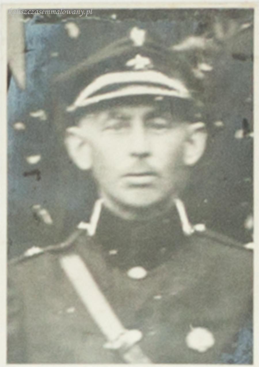 06-Andrzej Różalski komendant OSP 1923