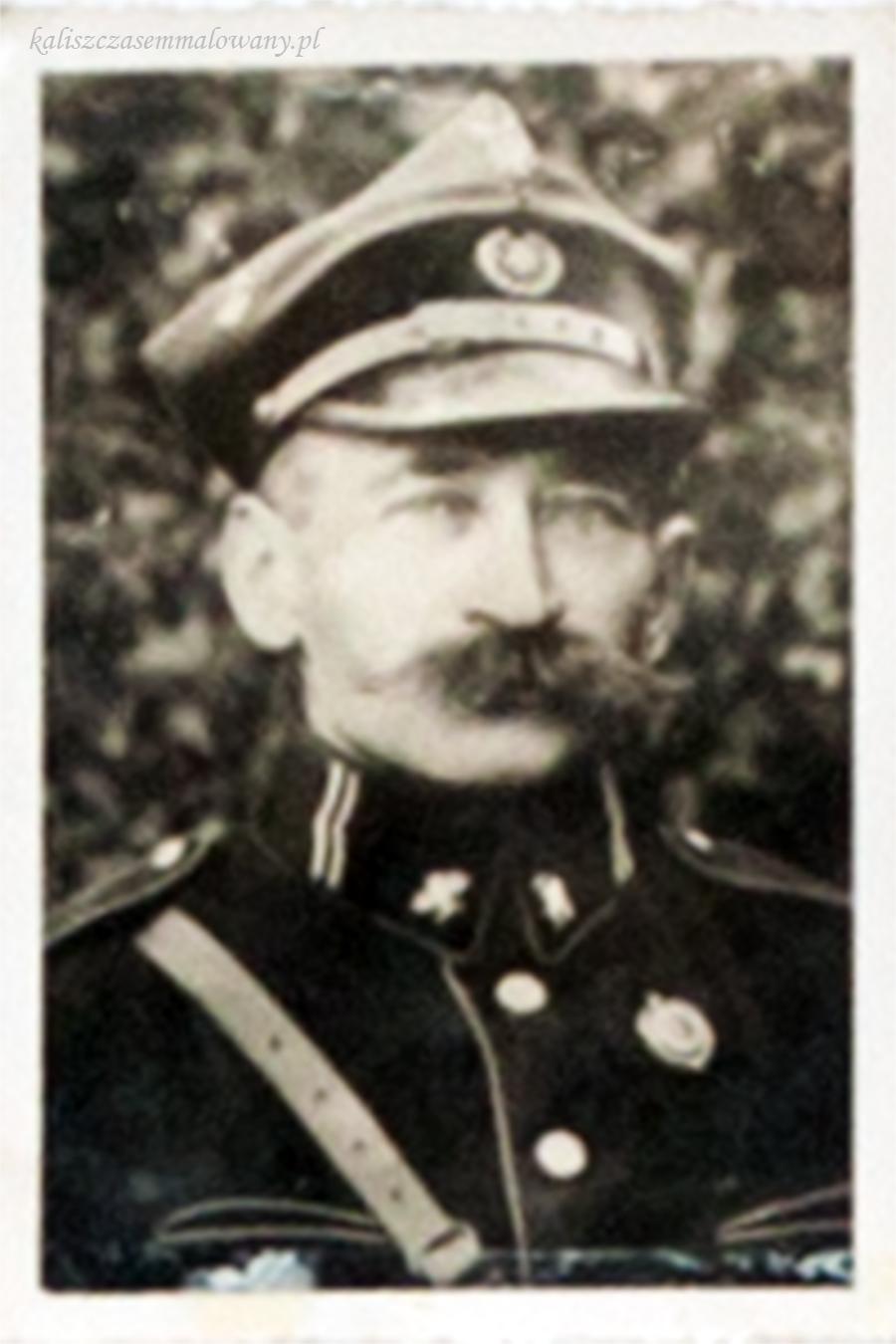 07-Stefan Przybył Prezes OSP 1923